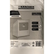 Karcher filter bag fleece 5 st/pak Accu